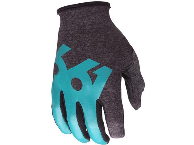 SixSixOne Comp Air Handschuhe Herren teal
